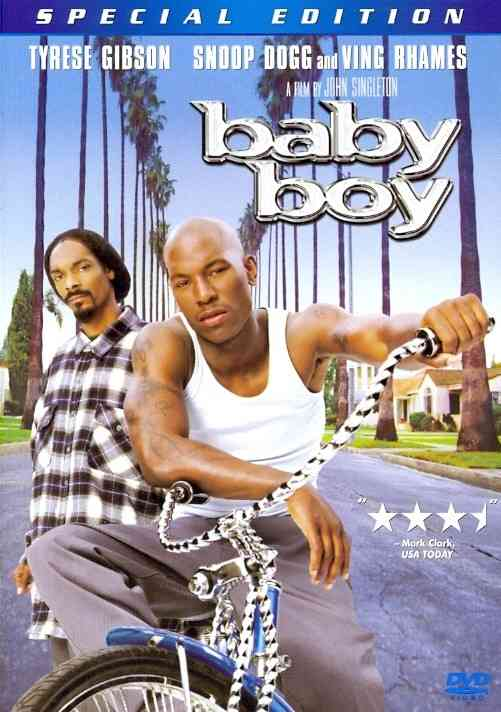 BABY BOY BY TYRESE (DVD)
